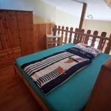 Schlafgalerie Bett links, 140x200cm