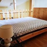Schlafgalerie Bett rechts, 140x200cm
