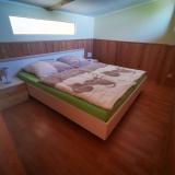 Schlafgalerie Bett rechts, 180x200cm