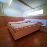 Schlafgalerie Bett links, 180x200cm
