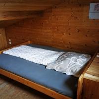 Schlafgalerie Bett rechts, 140 x 200cm