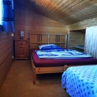 Schlafgalerie, Bett 140x200cm