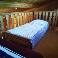 Schlafgalerie Bett 90x200cm